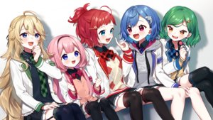 Rating: Safe Score: 27 Tags: aqua_eyes asahina_akane blonde_hair blue_eyes blue_hair blush bow braids candy fang garter_belt green_hair group headband hoodie kitakouji_hisui loli lollipop long_hair nijisanji nishizono_chigusa orange_eyes pink_hair ponytail purple_eyes red_hair school_uniform short_hair skirt suou_sango thighhighs tie toudou_kohaku yama_bukiiro zettai_ryouiki User: otaku_emmy