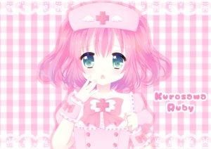 Rating: Safe Score: 31 Tags: bow cross fairy_tale_75 green_eyes headdress kurosawa_ruby love_live!_school_idol_project love_live!_sunshine!! nurse pink pink_hair short_hair wristwear User: otaku_emmy