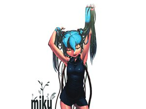 Rating: Safe Score: 118 Tags: blue_hair hatsune_miku rias-coast vocaloid white User: BoobMaster