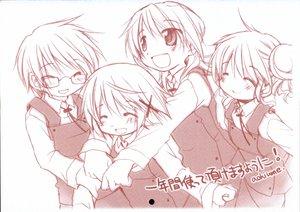Rating: Safe Score: 9 Tags: hidamari_sketch hiro miyako sae yuno User: Oyashiro-sama