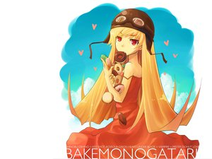 Rating: Safe Score: 37 Tags: bakemonogatari monogatari_(series) oshino_shinobu User: w7382001