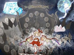 Rating: Safe Score: 8 Tags: flandre_scarlet touhou vampire User: Oyashiro-sama