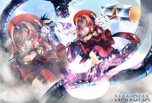 Rating: Safe Score: 40 Tags: madoka_(spec.0) mahou_shoujo_lyrical_nanoha tagme vita User: Zolxys