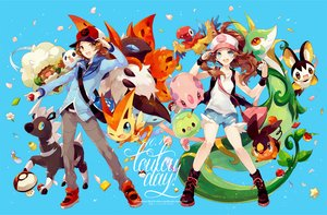 Rating: Safe Score: 96 Tags: archeops black_eyes blitzle blue_eyes boots brown_eyes brown_hair emolga food foongus fruit group hat long_hair male munna orange_eyes oshawott petals pink_eyes pokemon serperior short_hair shorts solosis tepig touko_(pokemon) touya twintails victini volcarona welchino whimsicott wink wristwear yellow_eyes User: Flandre93