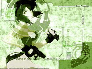 Rating: Safe Score: 3 Tags: ghost_in_the_shell kusanagi_motoko tagme User: Oyashiro-sama