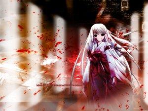 Rating: Safe Score: 19 Tags: blood japanese_clothes miko tsukikagerou User: Oyashiro-sama