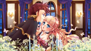 Rating: Safe Score: 10 Tags: beatrice male umineko_no_naku_koro_ni ushiromiya_battler User: HawthorneKitty