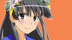 Rating: Safe Score: 24 Tags: black_eyes black_hair blush flowers headband orange saten_ruiko to_aru_kagaku_no_railgun to_aru_majutsu_no_index User: Freenight