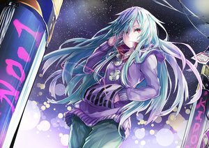 Rating: Safe Score: 183 Tags: aqua_hair kagerou_project kido_tsubomi long_hair red_eyes stars teasewetspectacle_(39446746) User: FormX