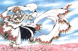 Rating: Safe Score: 11 Tags: clamp petals sakura_(tsubasa) tsubasa_reservoir_chronicle User: Oyashiro-sama