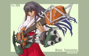 Rating: Safe Score: 14 Tags: japanese_clothes mahou_sensei_negima miko tatsumiya_mana User: Oyashiro-sama