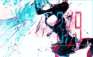 Rating: Safe Score: 53 Tags: hatsune_miku nyakkunn polychromatic vocaloid User: FormX