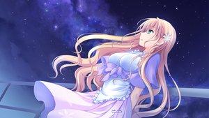 Rating: Safe Score: 48 Tags: astraythem game_cg ginta night sakurazuka_natsuki sky stars User: Maboroshi