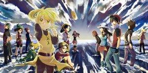 Rating: Safe Score: 36 Tags: blue_(pokemon) crystal diamond_(pokemon) emerald gold_(pokemon) ookido_green pearl_(pokemon) platinum_(pokemon) pokemon red_(pokemon) ruby_(pokemon) saku_(tmy0404) sapphire_(pokemon) silver yellow_(pokemon) User: FormX