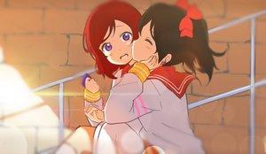 Rating: Safe Score: 48 Tags: 2girls icehotmilktea love_live!_school_idol_project nishikino_maki shoujo_ai yazawa_nico User: FormX