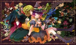 Rating: Safe Score: 33 Tags: halloween hijiri_byakuren toramaru_shou touhou User: HawthorneKitty