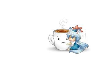 Rating: Safe Score: 89 Tags: animal_ears blush cat_smile chibi doggirl kamishirasawa_keine rebecca_(naononakukoroni) tail touhou white User: SciFi