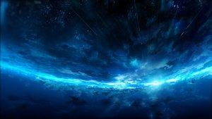 Rating: Safe Score: 101 Tags: clouds nobody original polychromatic sky stars y_y_(ysk_ygc) User: FormX