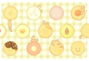 Rating: Safe Score: 24 Tags: animal bow flowers food heart music original rag. User: otaku_emmy