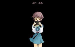 Rating: Safe Score: 23 Tags: black nagato_yuki school_uniform suzumiya_haruhi_no_yuutsu User: Oyashiro-sama