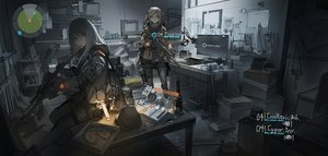 Rating: Safe Score: 227 Tags: book computer dark drink food gun paper pizza portal renatus-z shorts tom_clancy's_the_division weapon User: Flandre93