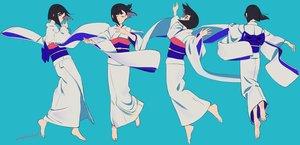 Rating: Safe Score: 40 Tags: japanese_clothes kimono original umishima_senbon User: FormX