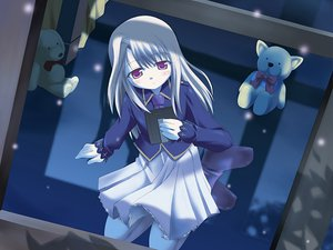 Rating: Safe Score: 17 Tags: fate_(series) fate/stay_night illyasviel_von_einzbern User: Oyashiro-sama