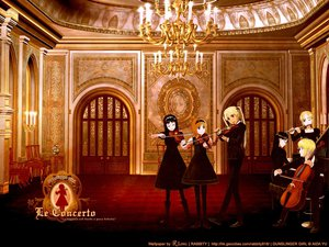 Rating: Safe Score: 15 Tags: angelica claes elsa flute gunslinger_girl henrietta instrument piano rico triela violin User: rargy
