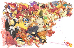 Rating: Safe Score: 61 Tags: animal arcanine azurebloom bird blaziken blue_eyes camerupt charizard charmander charmeleon chimchar combusken cyndaquil dog drifblim entei fire flareon flint gray_eyes growlithe heatran ho-oh houndoom houndour infernape lopunny magby magcargo magmar magmortar moltres monferno ninetales numel ooba pokemon ponyta quilava rapidash red_eyes red_hair slugma steelix torchic torkoal typhlosion vulpix User: SonicBlue