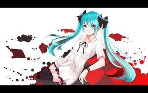 Rating: Safe Score: 168 Tags: haori_iori hatsune_miku vocaloid world_is_mine_(vocaloid) User: FormX