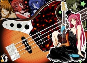 Rating: Safe Score: 80 Tags: aruruw bass clannad crossover furukawa_nagisa kanon k-on! kousaka_tamaki little_busters! minase_nayuki natsume_rin parody to_heart to_heart_2 utawarerumono User: HawthorneKitty
