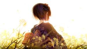 Rating: Safe Score: 96 Tags: atha japanese_clothes kimono original short_hair User: luckyluna