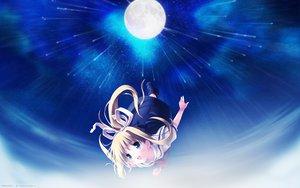 Rating: Safe Score: 9 Tags: air kamio_misuzu kantoku moon User: 秀悟