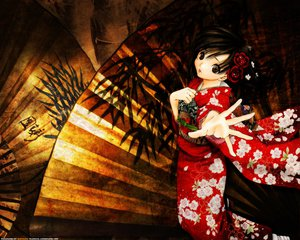 Rating: Safe Score: 6 Tags: brown_eyes brown_hair ichigo_100 japanese_clothes tagme toujou_aya yukata User: Oyashiro-sama