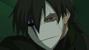 Rating: Safe Score: 6 Tags: all_male black_hair close darker_than_black hei male mask vector User: RyuZU
