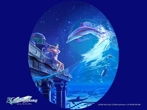 Rating: Safe Score: 20 Tags: animal blue celestial_exploring dolphin kagaya underwater water User: Oyashiro-sama
