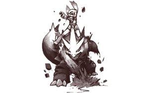 Rating: Safe Score: 57 Tags: gianoa hat hikari_(pokemon) monochrome pokemon white User: PAIIS