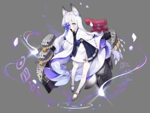Rating: Safe Score: 65 Tags: animal_ears anthropomorphism aqua_eyes azur_lane bandage bell boots byulzzimon eyepatch foxgirl gloves japanese_clothes kasumi_(azur_lane) loli long_hair magic mechagirl ofuda pantyhose rope tail transparent white_hair User: otaku_emmy