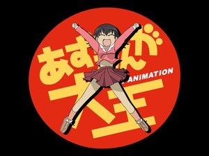Rating: Safe Score: 11 Tags: azumanga_daioh school_uniform takino_tomo User: happygestapo