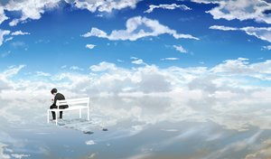 Rating: Safe Score: 99 Tags: all_male barefoot black_hair clouds flowers levi_ackerman male muturou_k reflection rose shingeki_no_kyojin short_hair sky suit water User: FormX