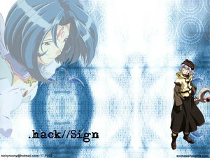 Rating: Safe Score: 0 Tags: .hack// .hack//link .hack//sign subaru tsukasa User: Oyashiro-sama