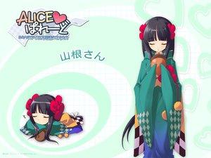 Rating: Safe Score: 12 Tags: alice_parade chibi inemuri_yamane itou_noiji japanese_clothes kimono unisonshift User: Oyashiro-sama