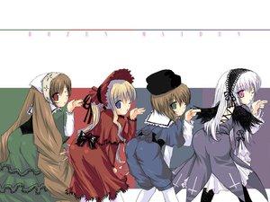 Rating: Safe Score: 12 Tags: group jpeg_artifacts rozen_maiden shinku souseiseki suigintou suiseiseki User: Oyashiro-sama