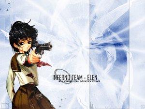 Rating: Safe Score: 4 Tags: elen gun phantom_of_inferno weapon User: Oyashiro-sama