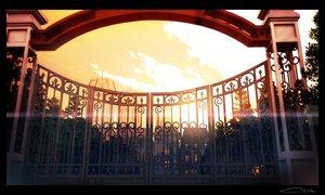 Rating: Safe Score: 29 Tags: 3d building nobody original signed sunset tree waisshu_(sougyokyuu) User: RyuZU
