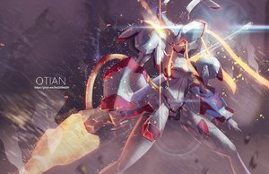 Rating: Safe Score: 53 Tags: darling_in_the_franxx mecha qtian spear watermark weapon User: RyuZU
