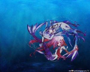 Rating: Safe Score: 19 Tags: chouko_kabutomaru mermaid User: Oyashiro-sama