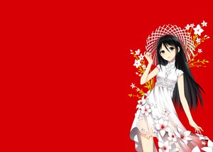 Rating: Safe Score: 110 Tags: flowers nardack original red third-party_edit User: feiyuelisky
