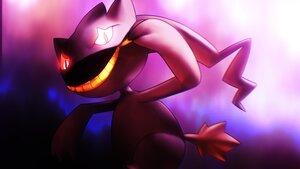 Rating: Safe Score: 15 Tags: banette close higa-tsubasa pokemon polychromatic purple User: otaku_emmy