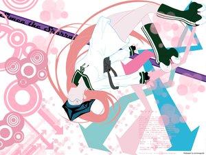 Rating: Safe Score: 9 Tags: air_gear pink simca User: Oyashiro-sama